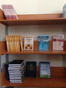 Im September 2014 traf unsere 2. große Bücherlieferung endlich in der Bibliothek der Tschetschenischen Staatsuniversität ein