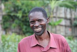 Sipendiat Silas Mweso Stipendienprogramm