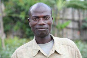 Stipendiat Pascal Mweso Sipendienprogramm