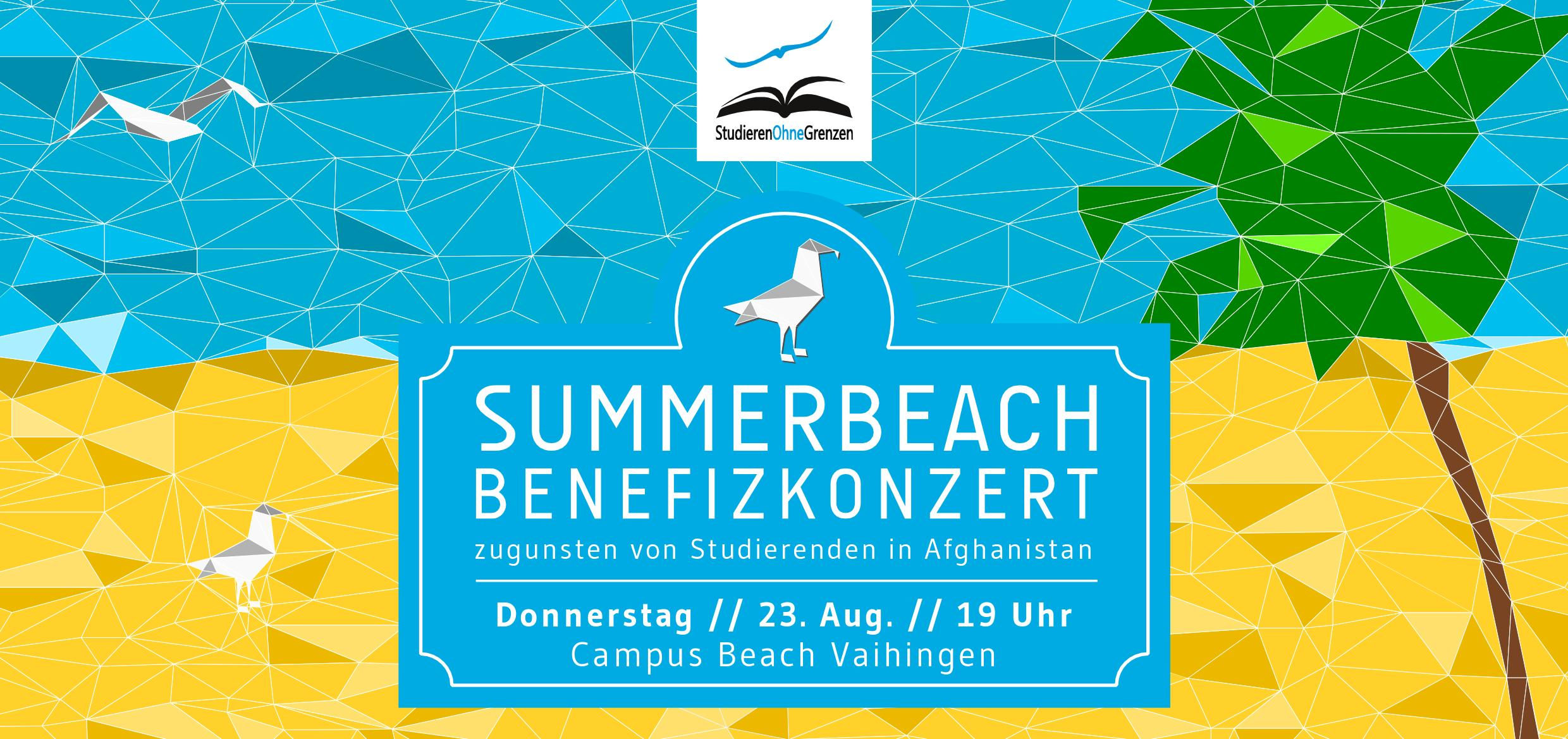 Summerbeach 23. Aug 19 Uhr