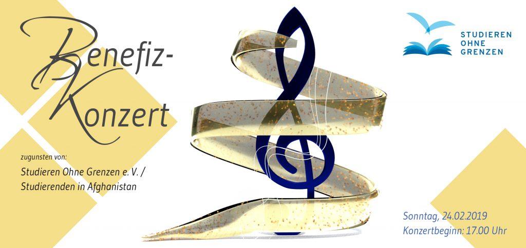 Stuttgart: Benefizkonzert 24.02.2019